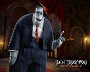 Frankenstein wallpaper