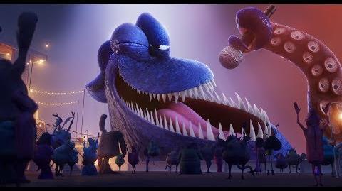"HOTEL TRANSYLVANIA 3 Movie Clip ""Welcome To Atlantis"""