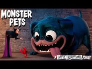 Monster Pets - A Hotel Transylvania Short Film (Full) - Sony Pictures Animation