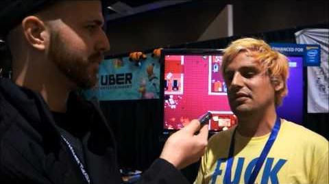 Junkie Monkeys Interviews Hotline Miami's Dennis Wedin