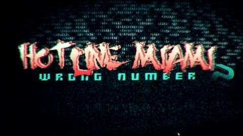 Hotline Miami 2 Wrong Number - Teaser Trailer