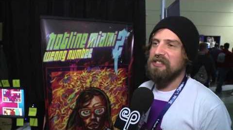 Hotline Miami 2- Wrong Number Developer Interview