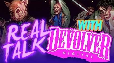 Real Talk with Devolver Digital's Nigel Lowrie- Hotline Miami 2 and more