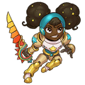 Cute Cosmonaut Qhira Spray.png