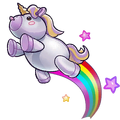 Gift of the Plush Unicorn Spray.png