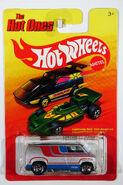 2011 Hot Ones - Custom 77 Dodge Van