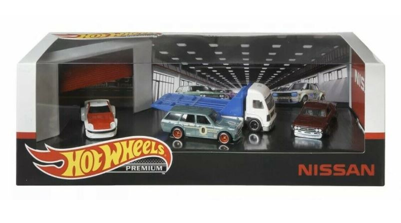 Nissan Collector Set