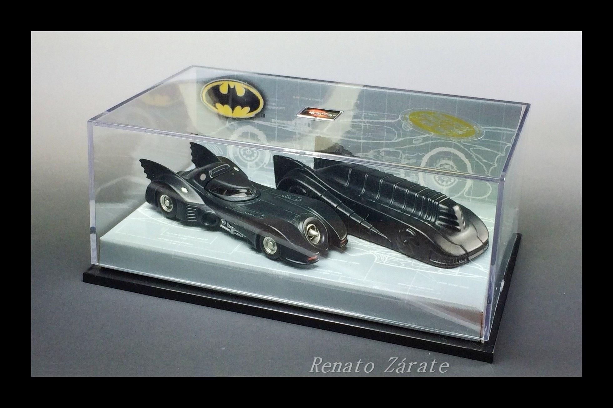 Batman Shields Up 2-Car Set