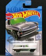 2019 Hot Wheels Custom '69 VW Squareback Zamac