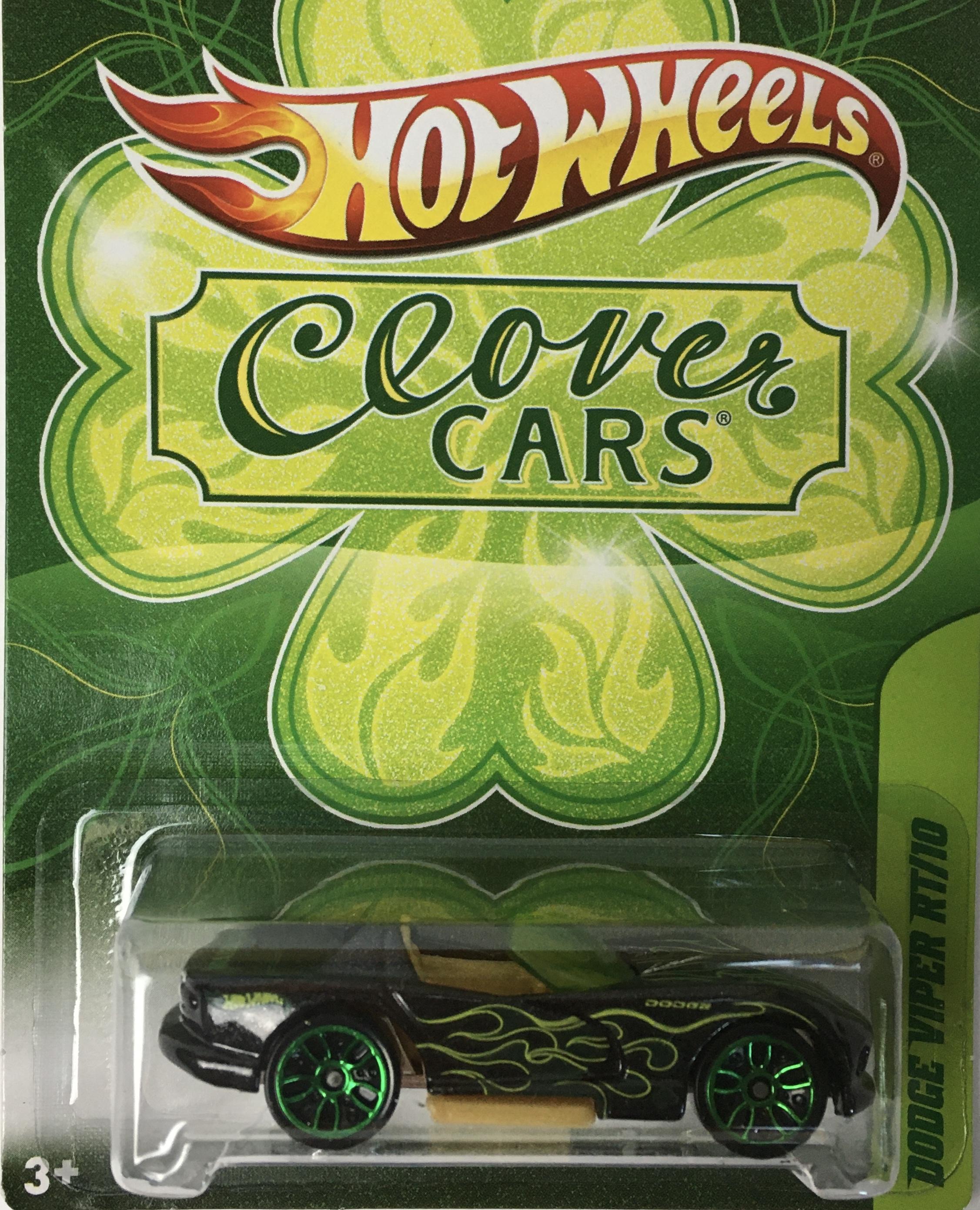 Clover Cars Series (2012)