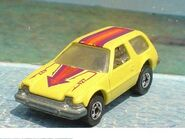 Packin pacer yellow Mexico