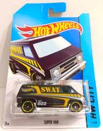 Super Van, Swat- City 49 - 14 Cx