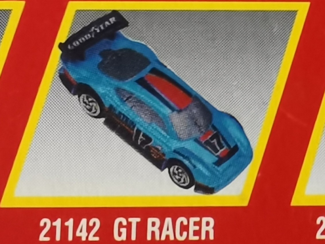 GT Racer (Motorized X-V Racers)