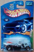 2002 Hot Wheels Rigor Motor Grave Rave
