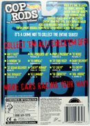 Blister list 1999.Cop Rods