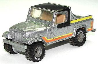 Jeep Scrambler Hot Wheels Wiki Fandom