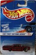 Hot Wheels '59 Chevy Impala 1997 First Editions