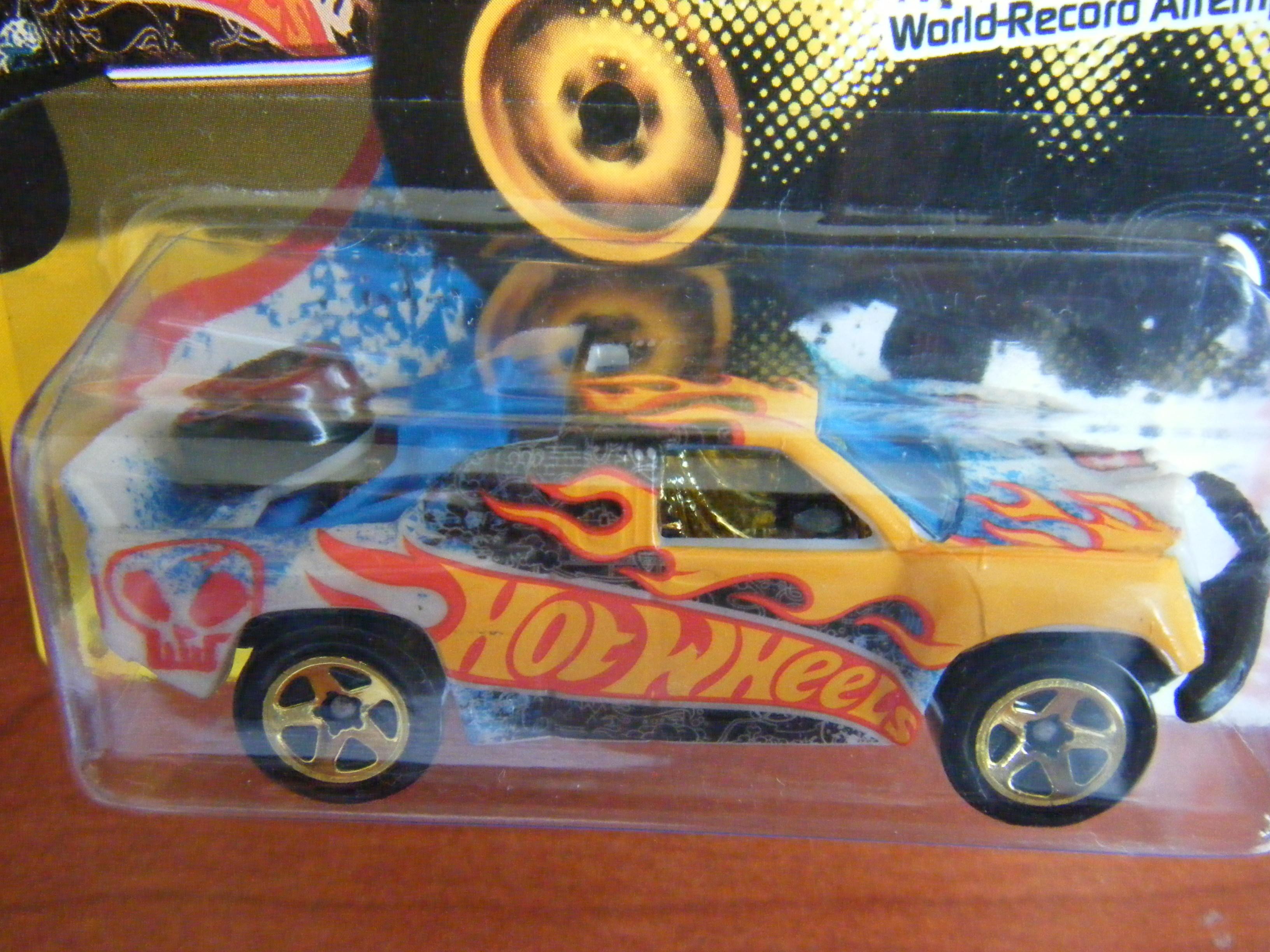 2015 Hot Wheels HW Off-Road Off Track #79