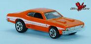 71' Dodge Demon (966) Hotwheels L1230756
