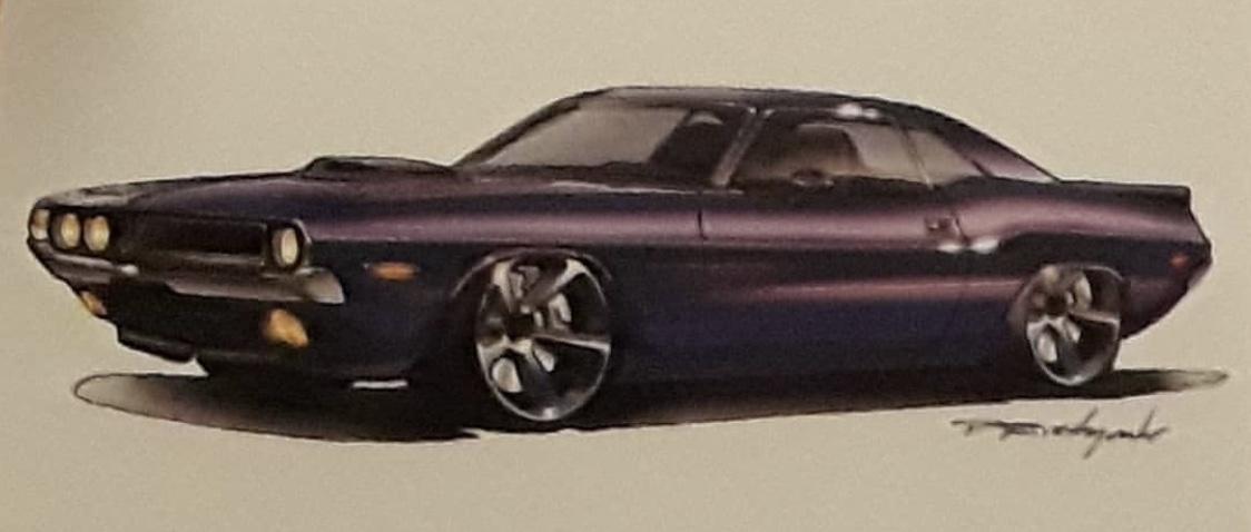 '70 Dodge Hemi Challenger