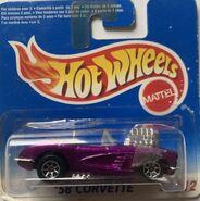58 Corvette Short