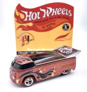 Hot Wheels 9th Annual Nationals Convention Volkswagen Drag Truck loose 1