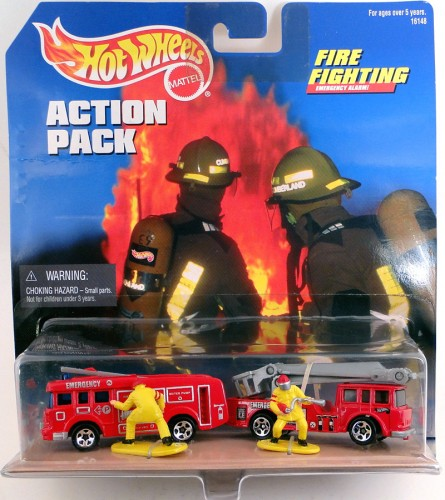 Fire Fighting Action Pack