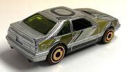 '92Mustang. 2020 Art Cars. Zamac.Rearvue