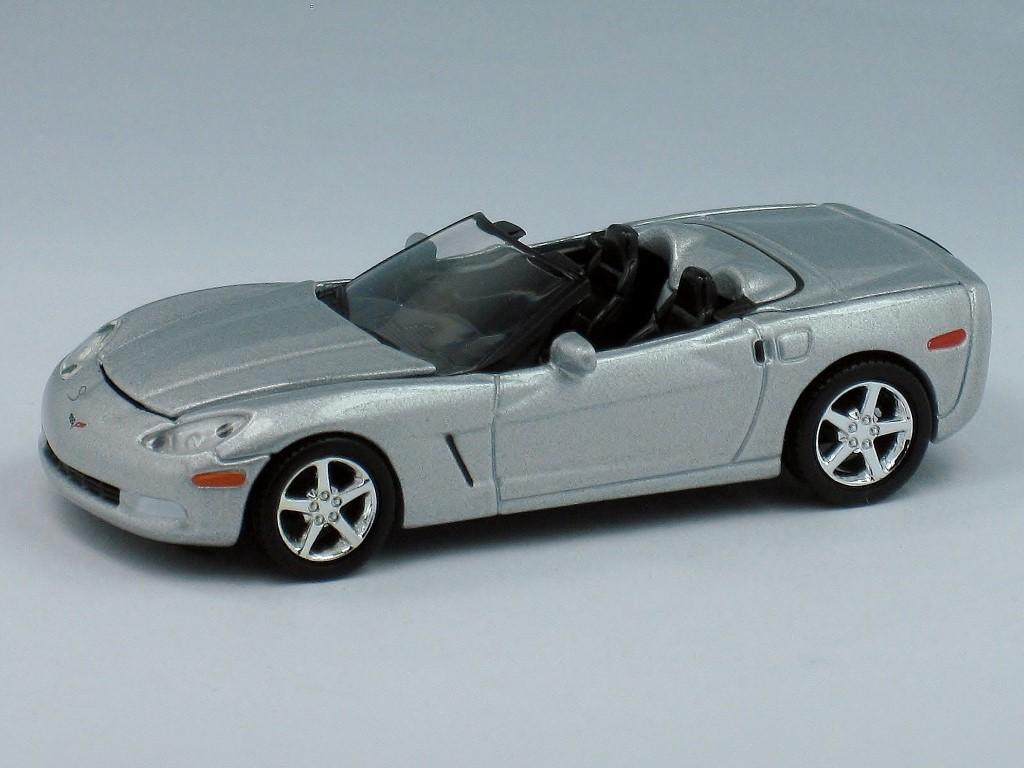 Corvette C6 Convertible (100% Hot Wheels)