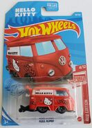 2021 Red Edition Kool Kombi carded