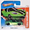 007c,TeslaRoadster,TrackStars,Green-Black,Short