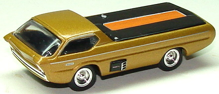 35th Anniversary of Hot Wheels 2-Car Set