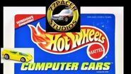 Hot Wheels Computer Cars- Presenting Power Pistons