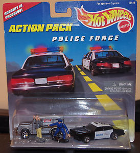 Police Force Action Pack