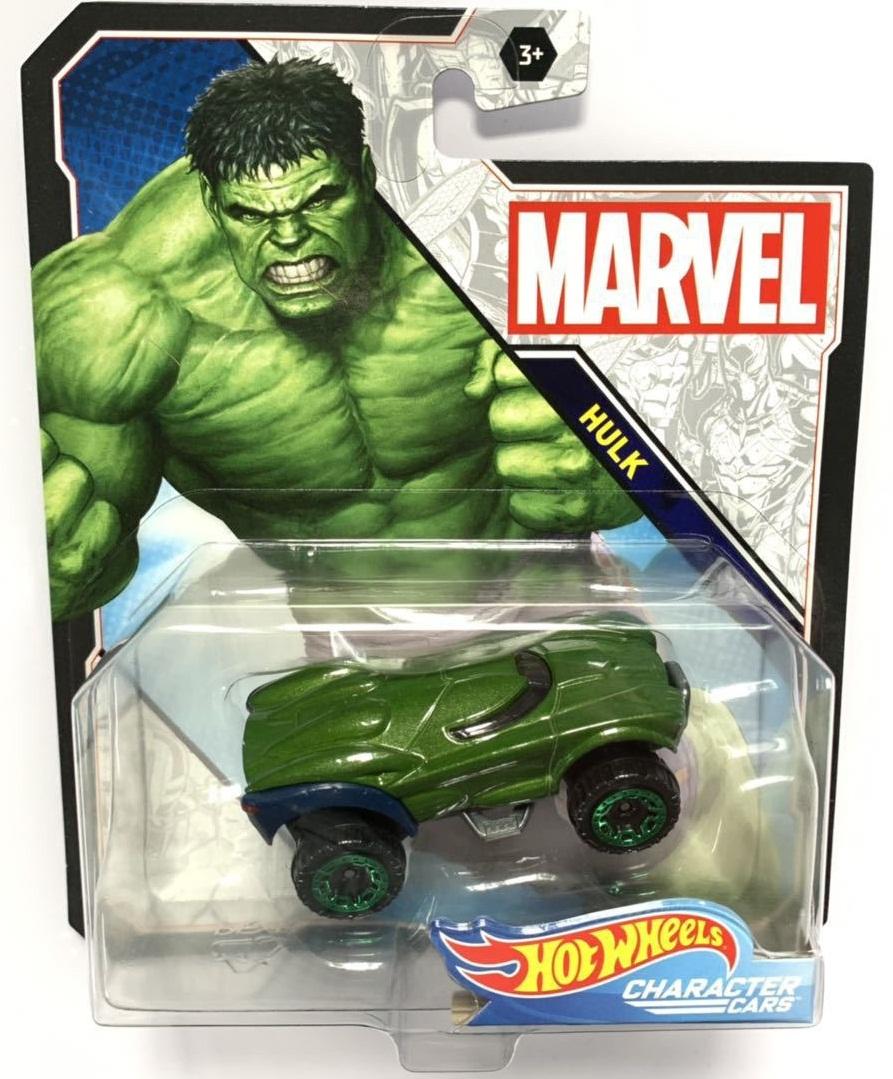 Hulk (2019 character car)