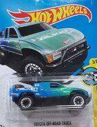 2017 HW Speed Graphics 05-10 078-365 Toyota Baja Off-Road Truck 'Falken' Blue