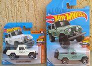 2019 HW Hot Trucks - 02.10 - '67 Jeepster Commando 11