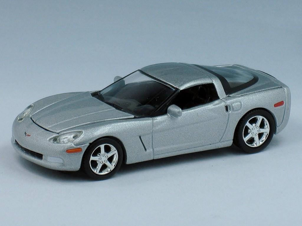 Corvette C6 Coupe (100% Hot Wheels)
