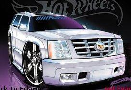 Cadillac Escalade ('Tooned)