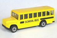 1989 Hot Wheels School Bus First Edition - 6601ef