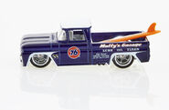 33rd Hot Wheels Collectors Convention Custom '62 Chevy left