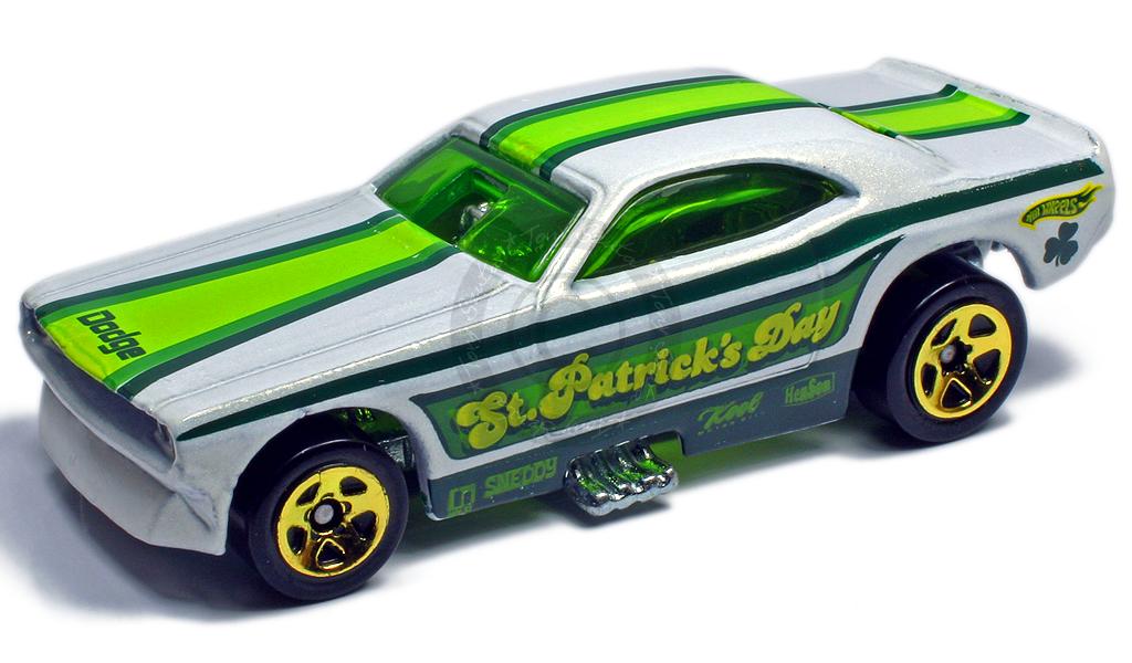 Clover Cars Series (2011)