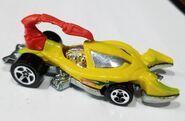 Scorpedo Color Shifter Hot YellowGreen