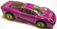 XJ220 - 93 Rev Purple YUH