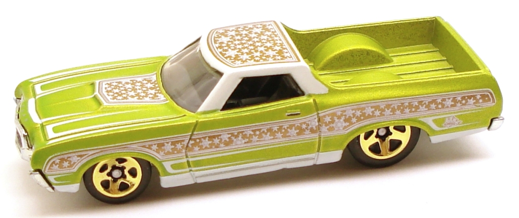 Holiday Hot Rods Series (2010)