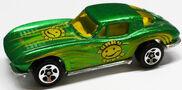 Corvette Stingray Green