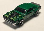 GTB17 '68 Mercury Cougar Loose