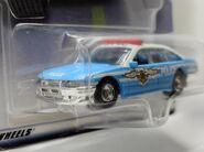 Police Cruiser 2003 New York Finest 1