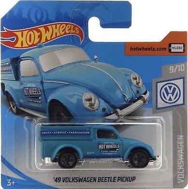 '49 Volkswagen Beetle Pickup