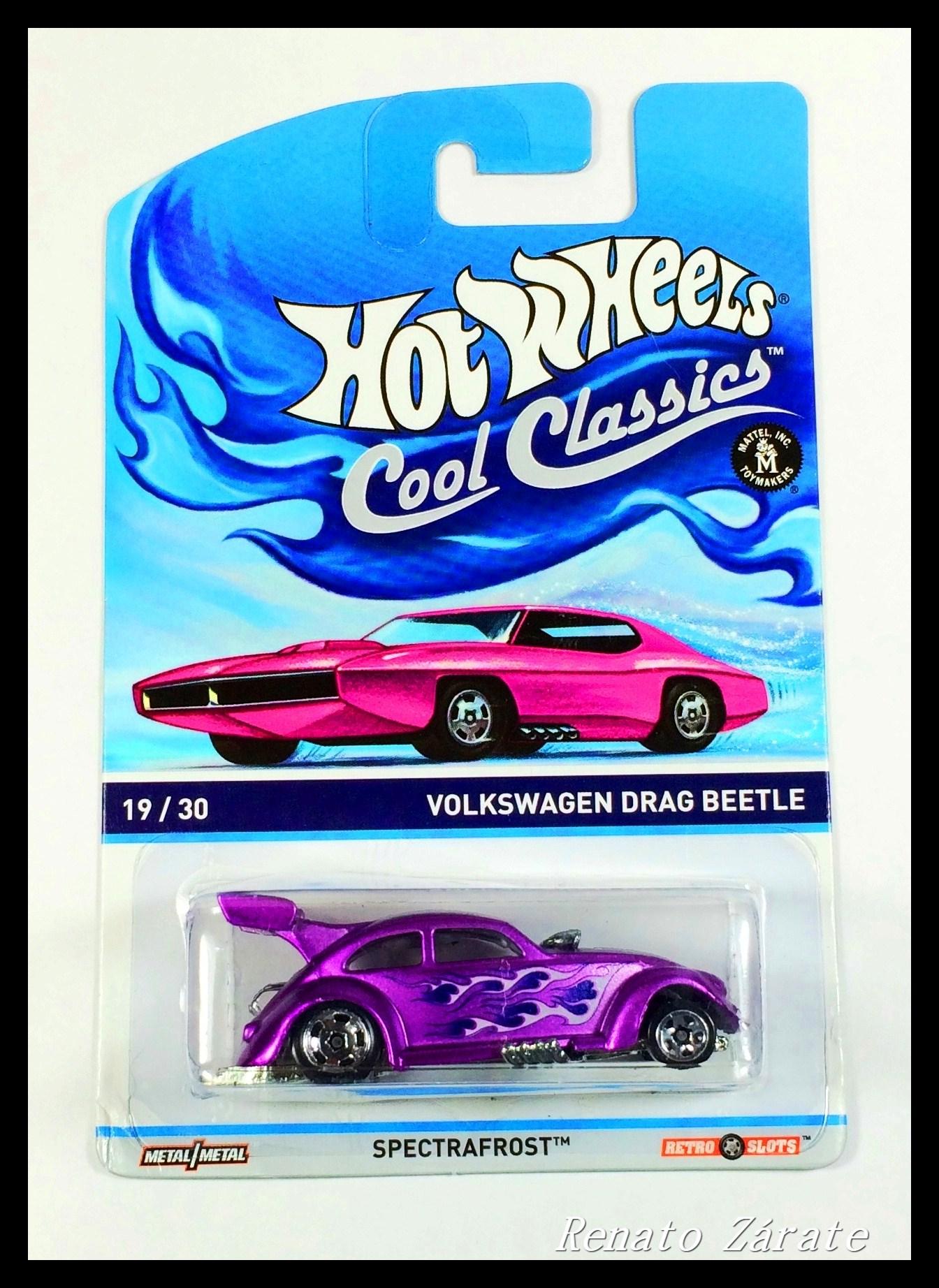 Custom '56 Volkswagen Drag Beetle